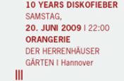 Abschlussveranstaltung Festwochen Herrenhausen - Orangerie