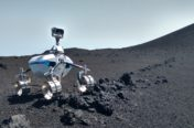Wie auf dem Mond - Robotische Exploration unter Extrembedingungen auf dem Vulkan Ätna