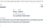 Smart Concept beteiligt sich an der 3D Input GmbH (startup detector)